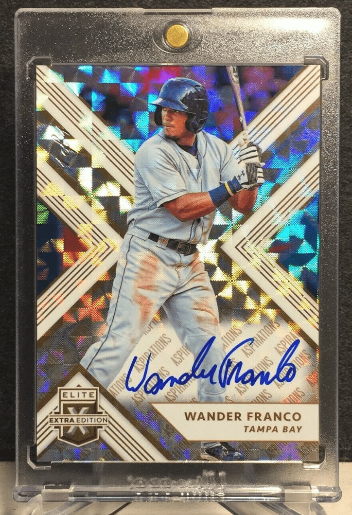 Wander Franco Rookie Card