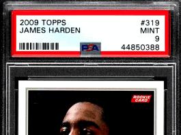james harden rookie card