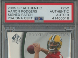 Rookie Card Archives Gold Card Auctions