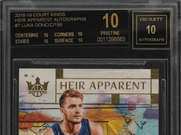 Luka Doncic Court Kings Heir Apparent