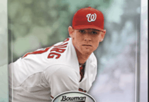 Stephen Strasburg rookie cards