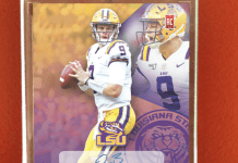 Joe Burrow Rookie Card