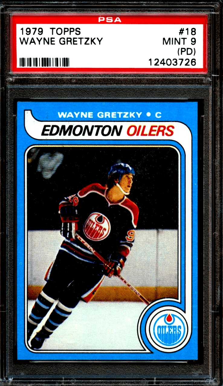 Wayne Gretzky Rookie Card – Best Cards, Value, and Investment Outlook