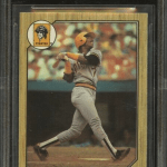 barry bonds rookie card value