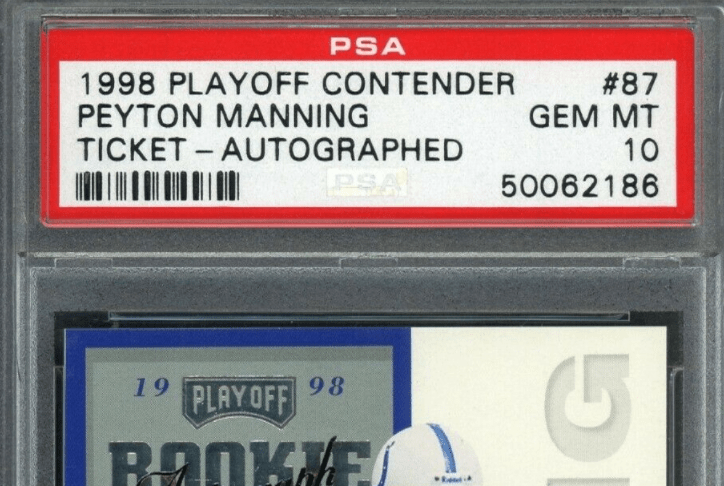 Most Valuable Football Cards 1990's