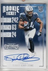 Derrick Henry rookie cards