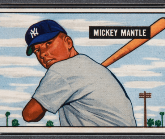 who is featured on the most expensive baseball card ever sold at auction?