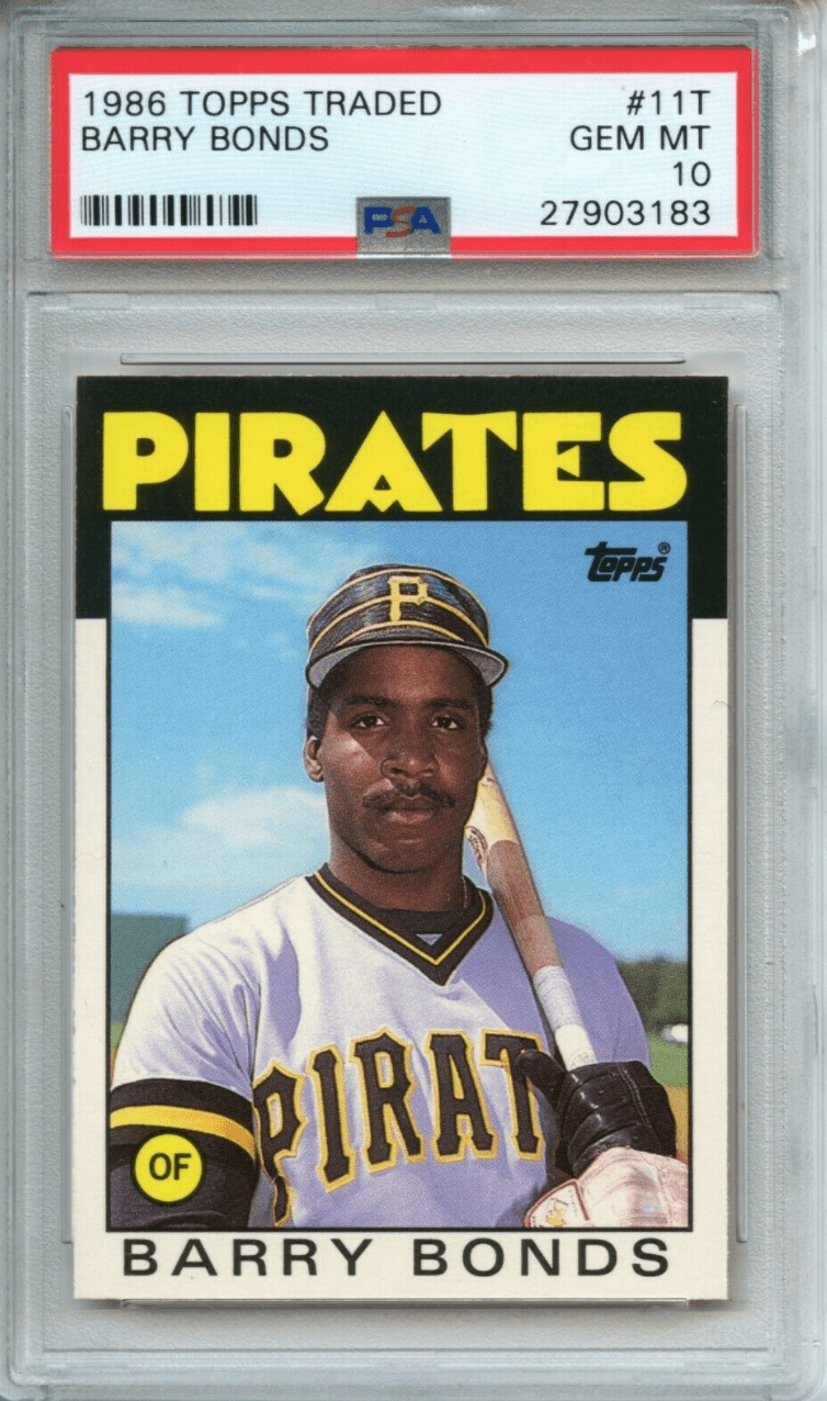best 1980s baseball cards all time