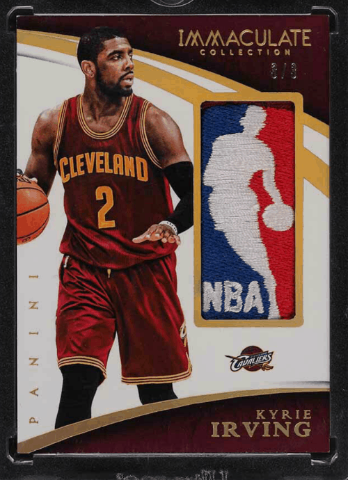 Kyrie Irving Rookie Card Value
