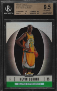 buy kevin durant rookie cards on ebay