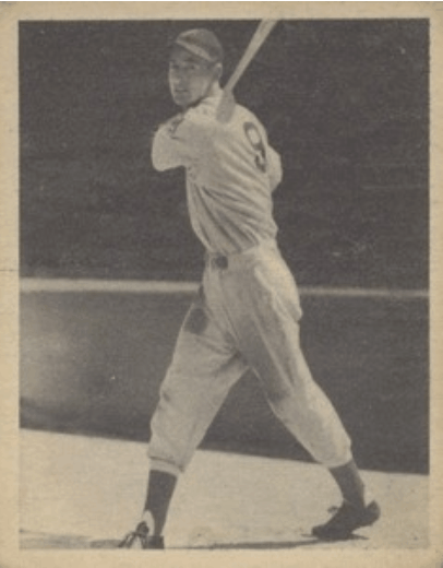 ted williams rookie card