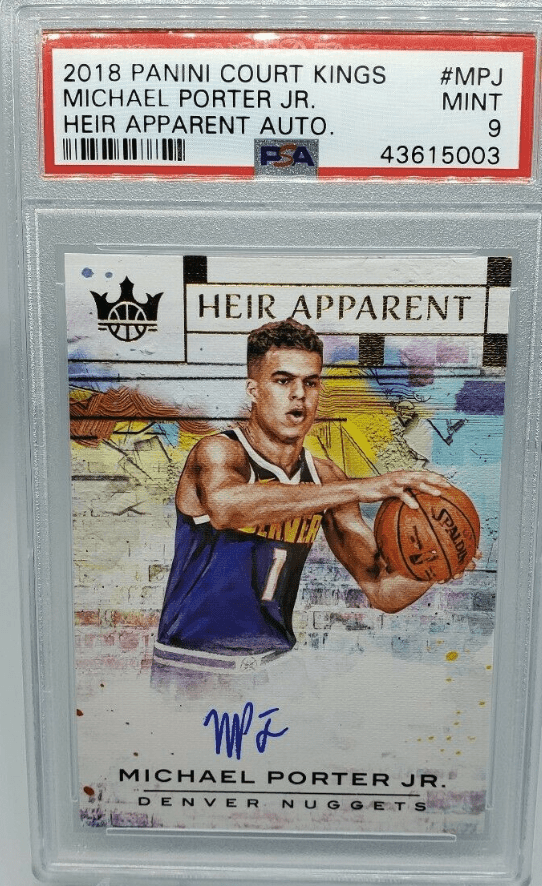 Michael Porter Jr. Court Kings