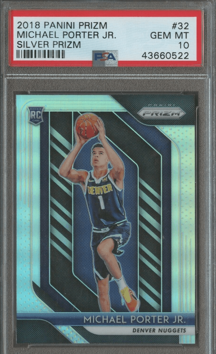 Michael Porter Jr. rookie cards