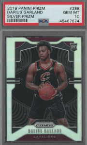 Darius Garland Rookie Card