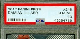 Damian Lillard Rookie Card