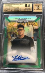 Jasson Dominguez Rookie Card