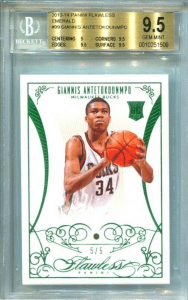 giannis rookie card