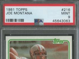 Joe Montana Rookie Card Value