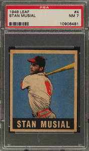 St. Louis Cardinals Baseball Card