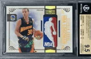 National Treasures Stephen Curry