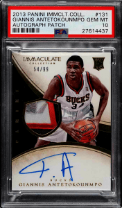 Giannis Antetokounmpo Immaculate Collection