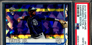 Best Fernando Tatis Jr. Rookie Card