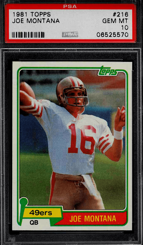 Joe Montana Rookie Card – Best Cards, Checklist, and #1 Buyers Guide