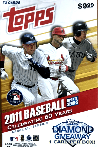 Best Baseball Card Boxes To Buy
