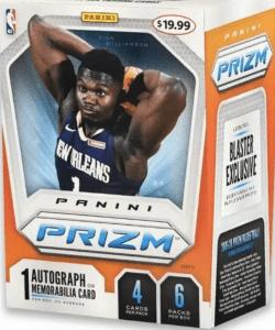 2019 panini prizm basketball box