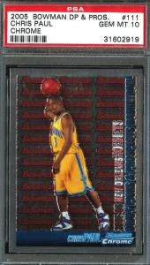 chris paul rookie cards ebay