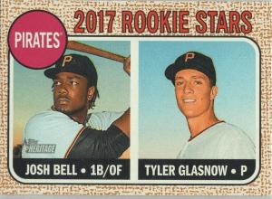 tyler glasnow josh bell rookie card