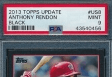 Anthony Rendon Rookie Card