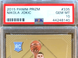 Nikola Jokic rookie cards
