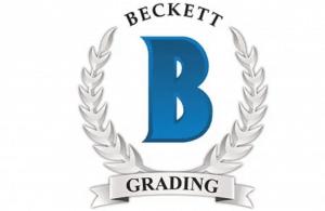 beckett grading system