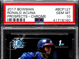 ronald acuna jr rookie card