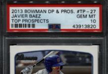 Javier Baez rookie cards