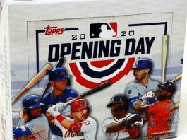Baseball Card Release Dates 2020