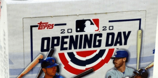 Baseball Card Release Dates 2020