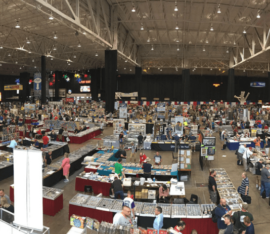 national sports collectors convention