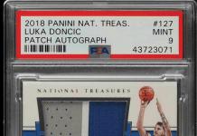 Best Panini National Treasures Cards