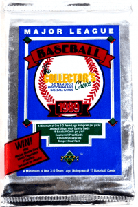 1989 upper deck pack