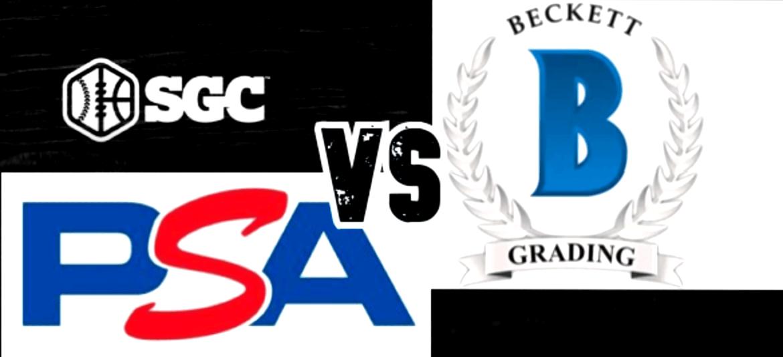 psa vs bgs vs sgc