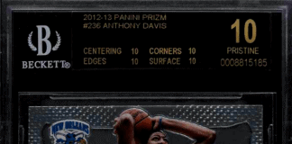 best anthony davis rookie cards