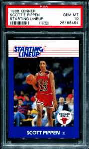 scottie pippen rookie card for sale