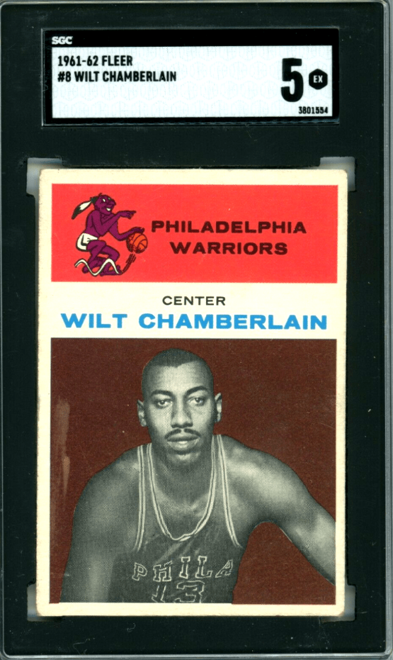 1960s most expensive basketball cards
