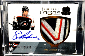 eric lindros hockey cards