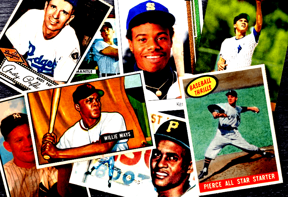 rise and fall of baseball cards