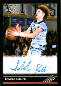 lamelo ball rookie card checklist