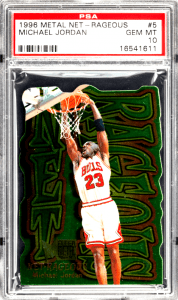 Underrated Michael Jordan Basketball Cards