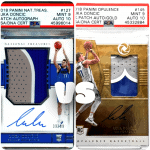 Panini National Treasures